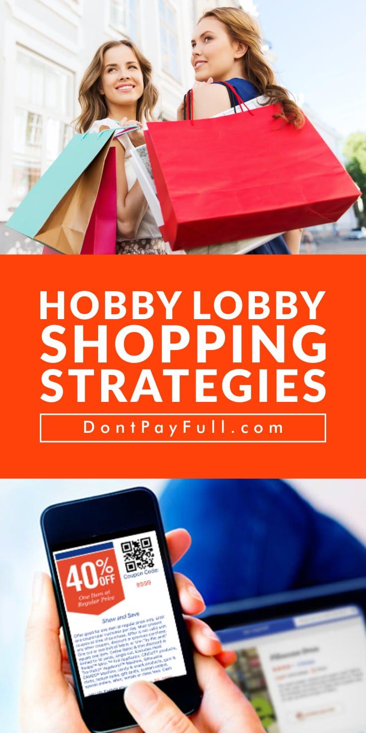 Hobby Lobby Shopping Strategies You Should Start ... on Hobby Lobby Online Shopping id=85737
